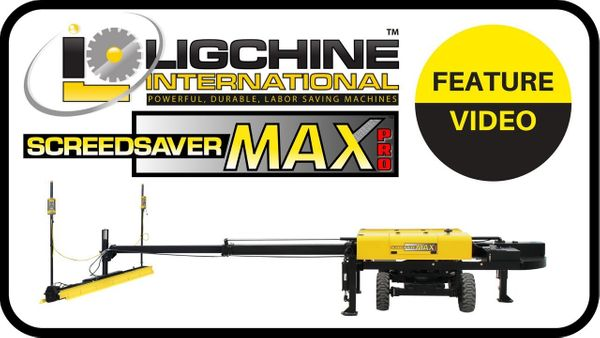 Features And Benefits Showcasing The Latest SCREEDSAVER PRO