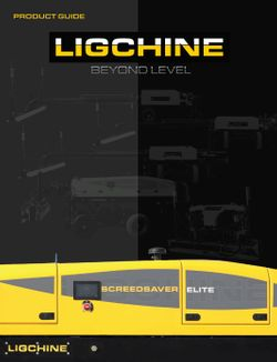 2021 Ligchine Product Guide Cover