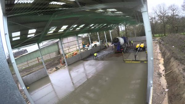 Structural Mesh: Placing Concrete In The UK