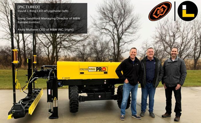 Ligchine™ Announces New Distributor for the United Kingdom and Ireland